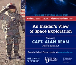 2010 : Captain Alan Bean