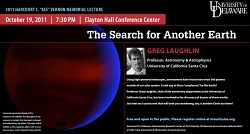 2011 : Dr. Greg Laughlin